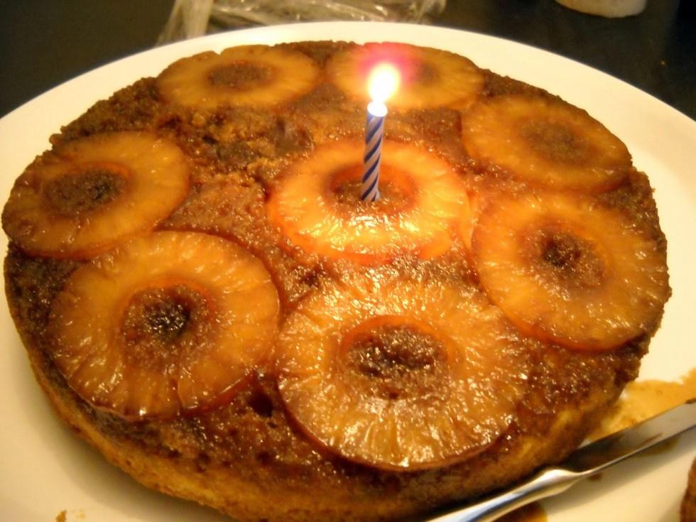 Twenty Fourth of July- Last Night's Dinner (Dessert really!)
