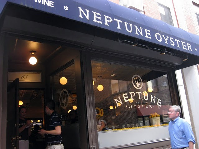 Review: Neptune Oyster