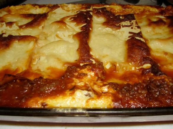 lasagna recipe cottage cheese