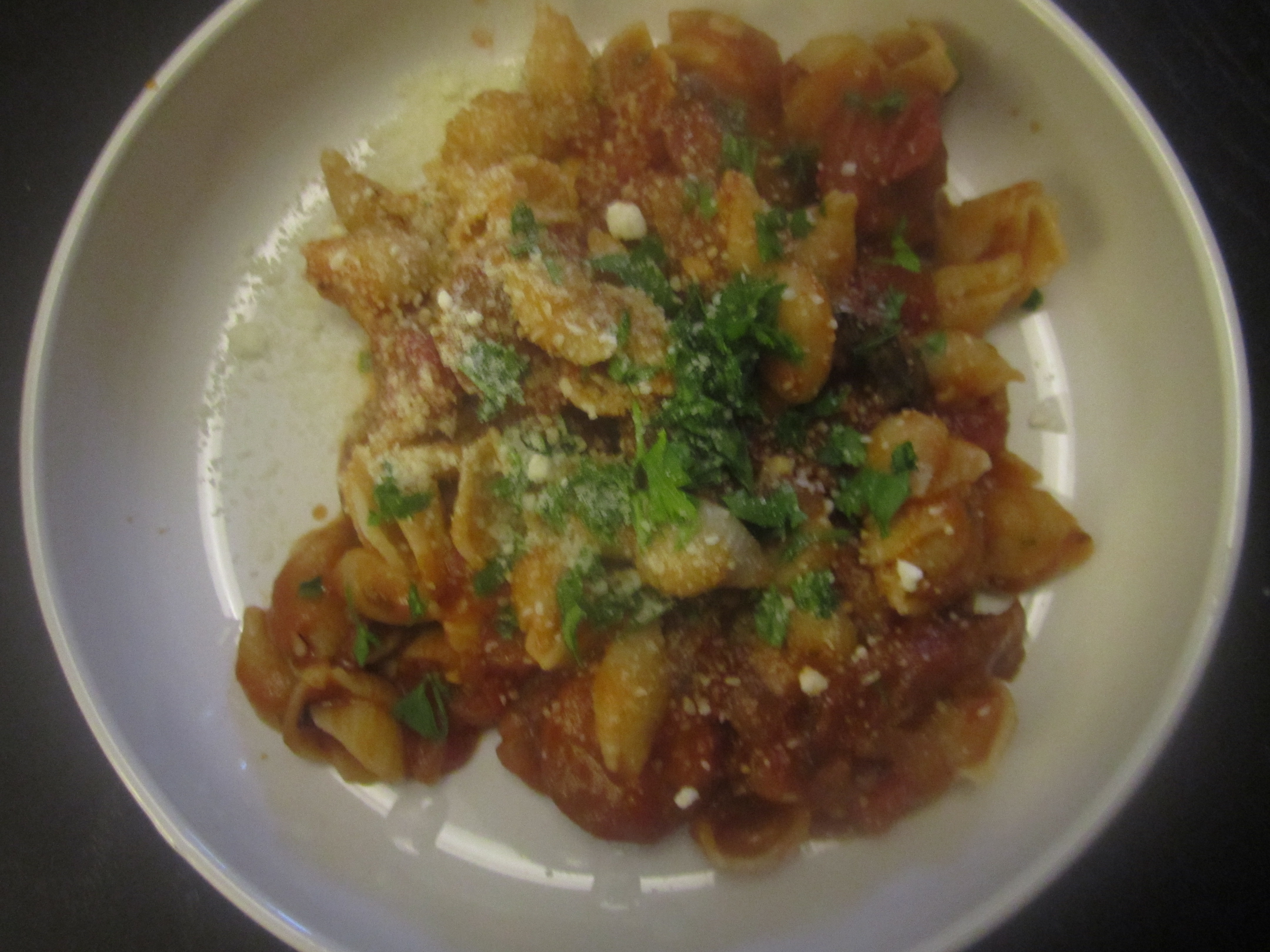 Andouille Sausage And Pasta