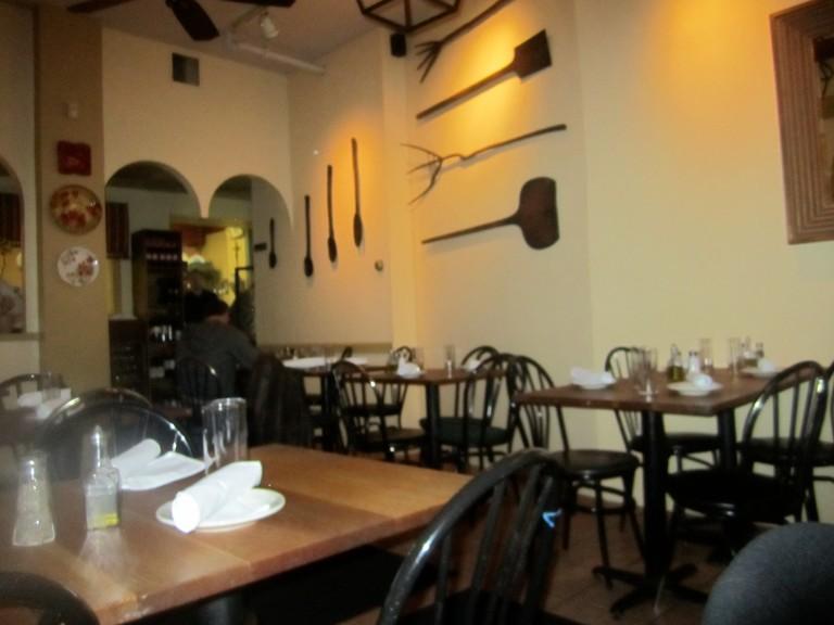 Panza Restaurant North End