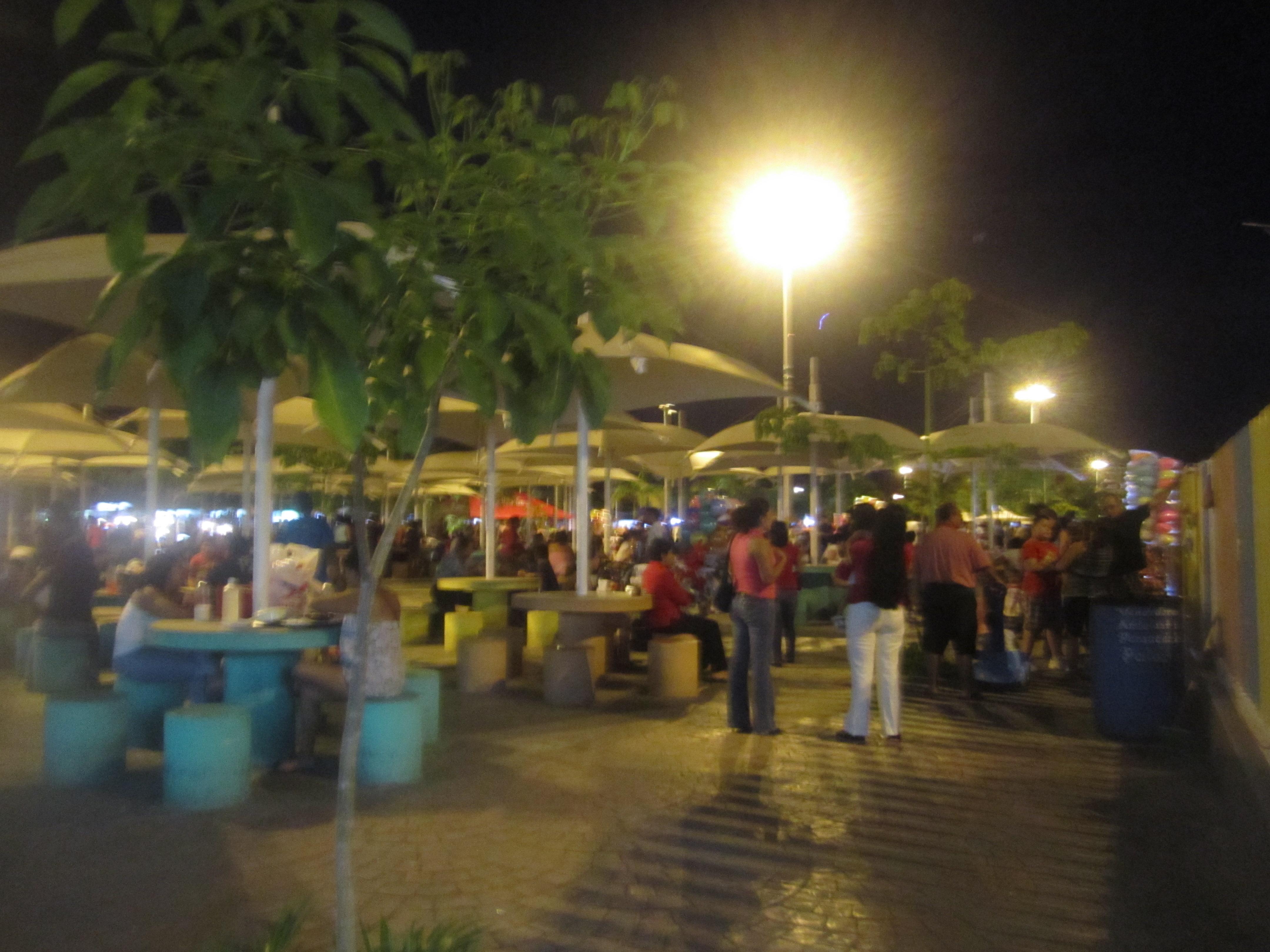 Parque De Las Palapas Cancun Bakingmehungry