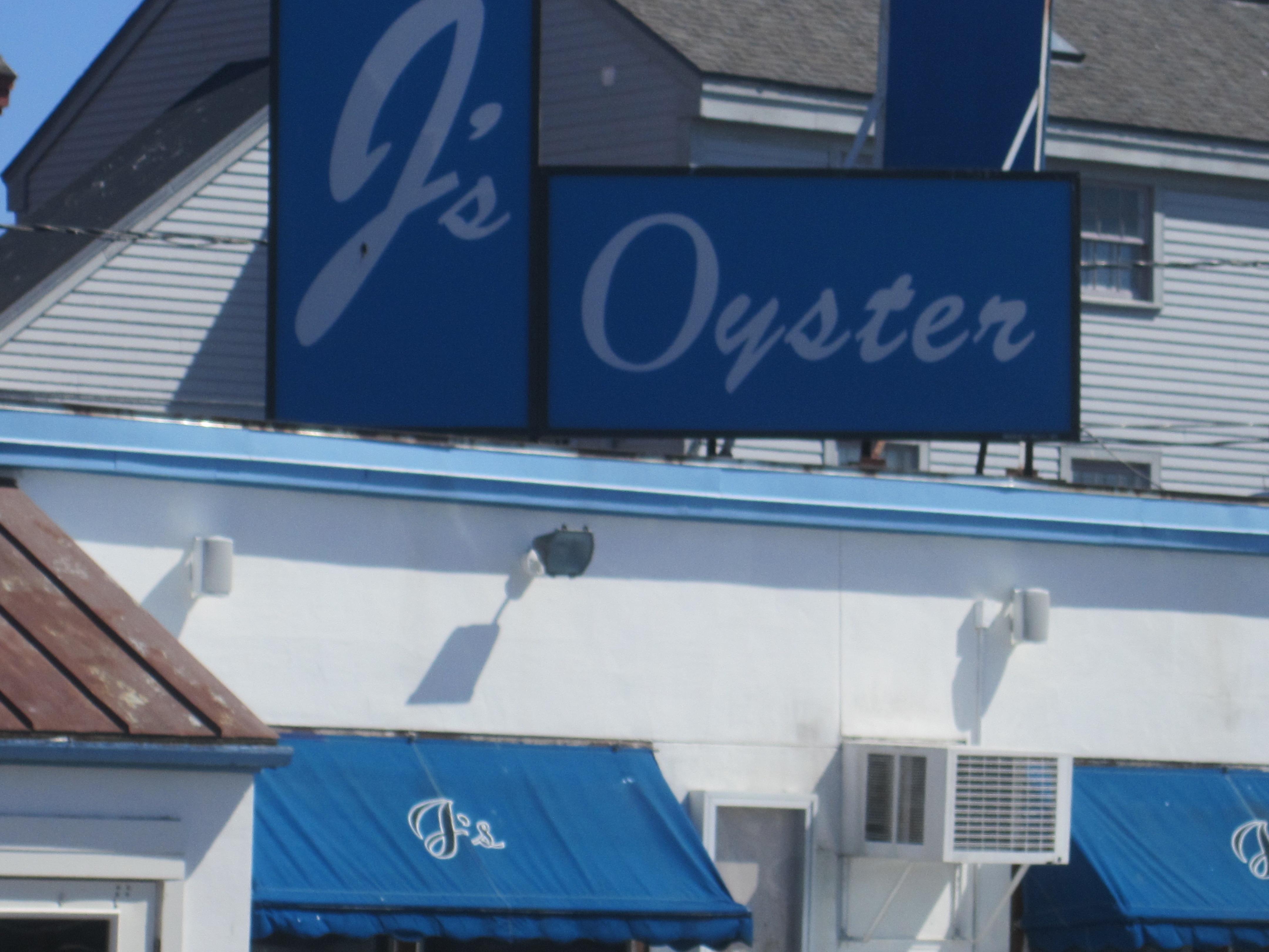 J\'s Oyster Bar, Portland – BakingMeHungry