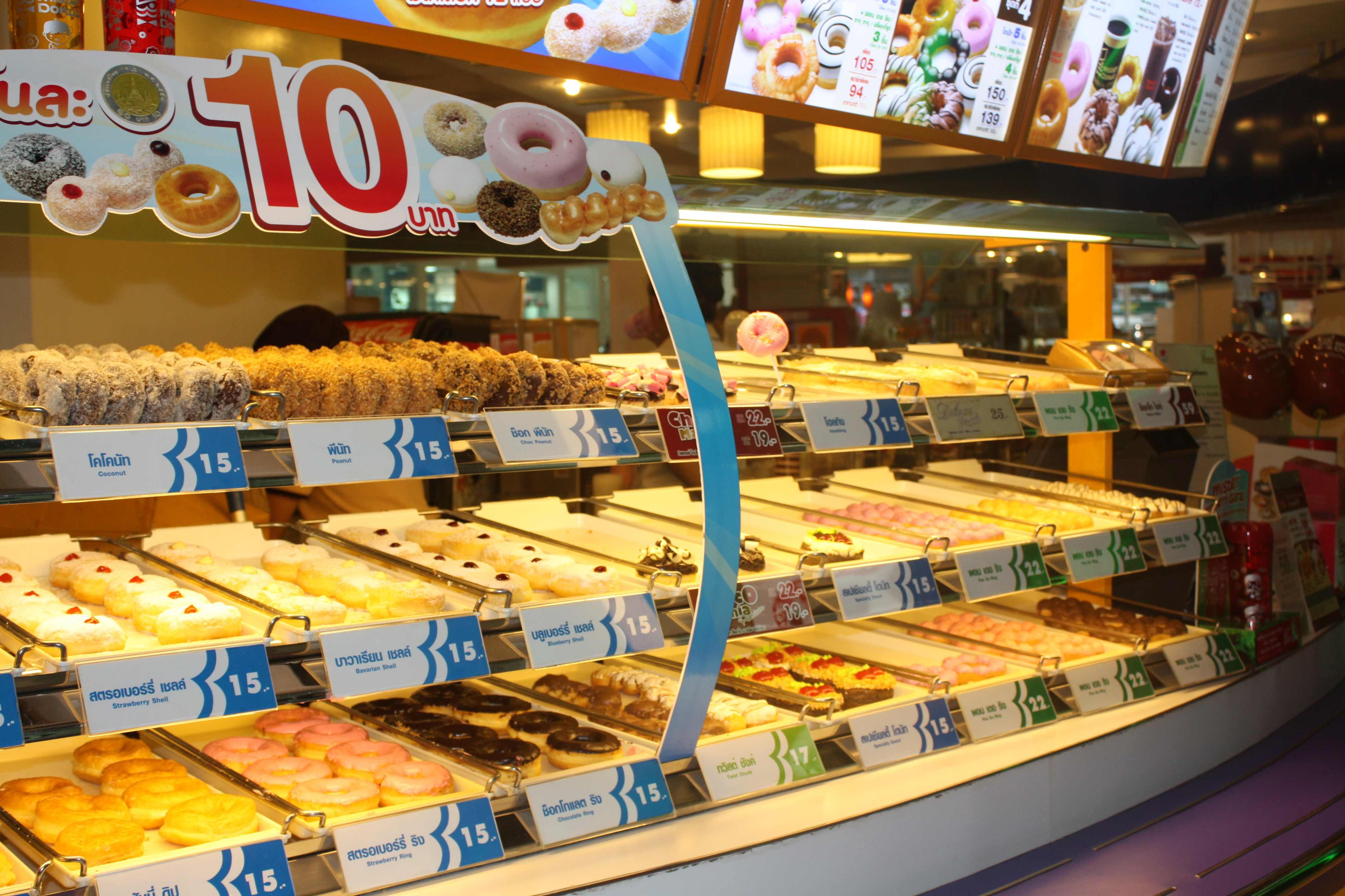Food court in a shopping mall – YES or No? (ENG)  |Mall Food