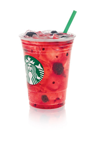 Free Tall Starbucks Refreshers Iced Beverage On Friday July 13