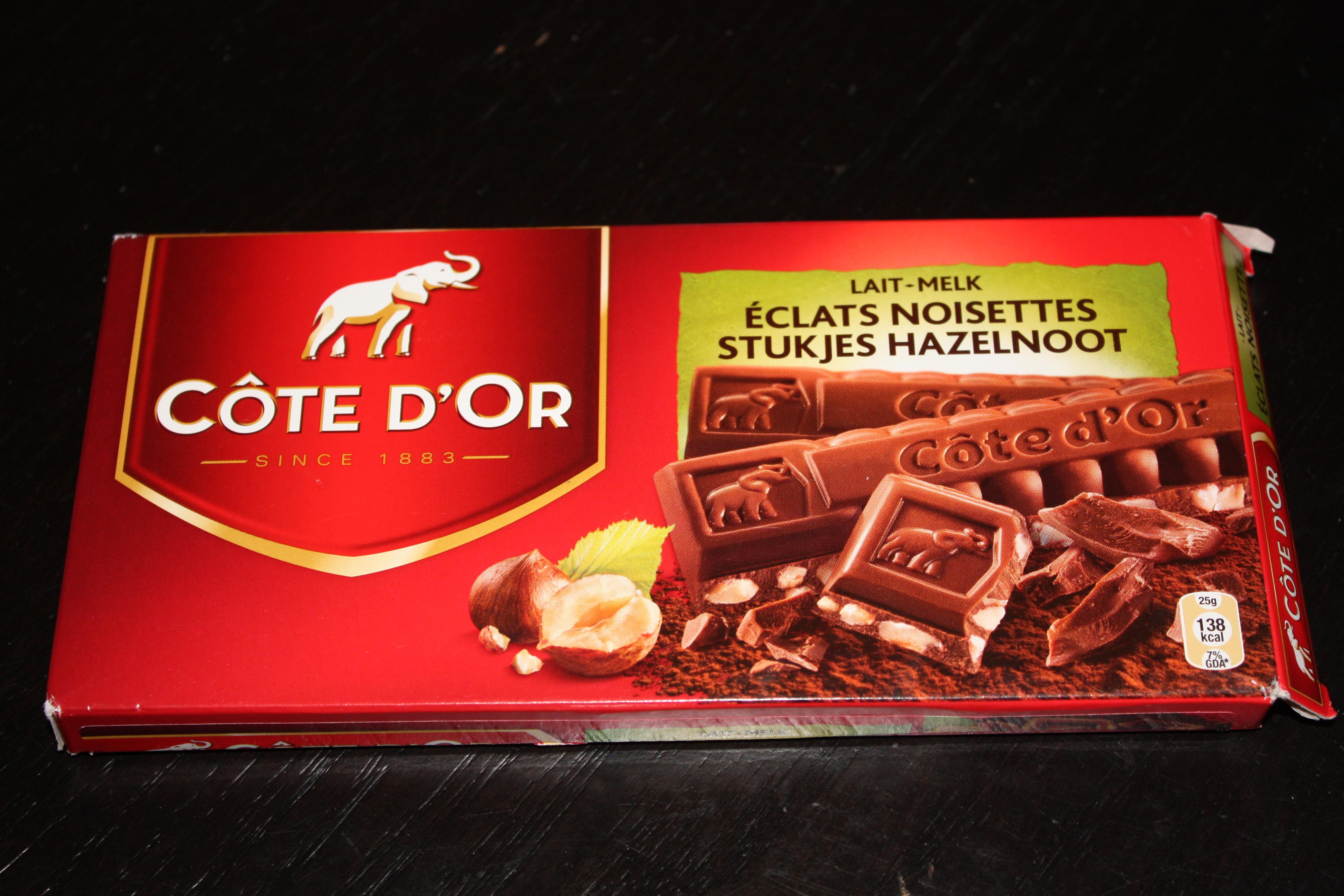 Candy: Cote DOr Chocolat | BakingMeHungry