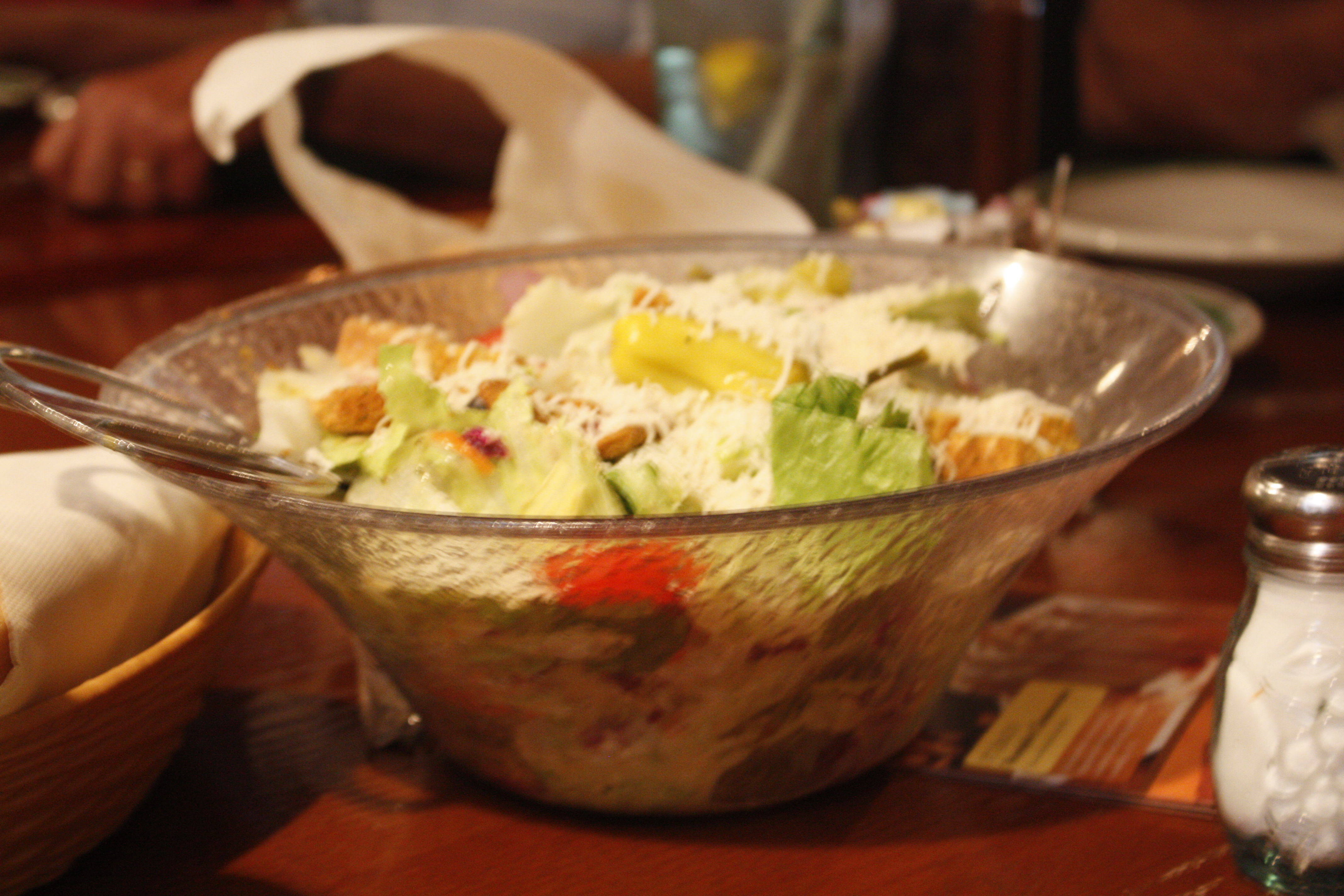 Olive Garden, Concord, NH – BakingMeHungry